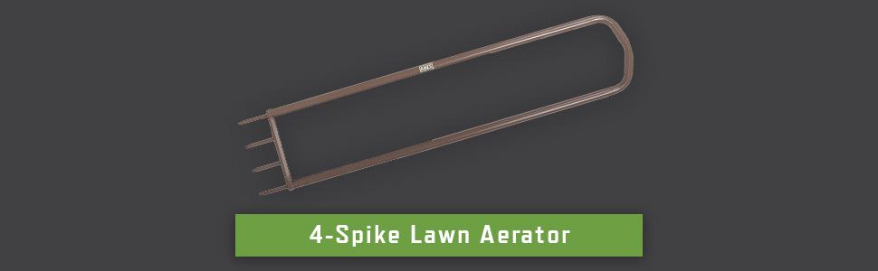 AMES, tools, lawn, garden, aerator