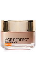 Age Perfect Golden Age; L'Oreal Paris; Night Cream, Eye Cream, Day Cream SPF15