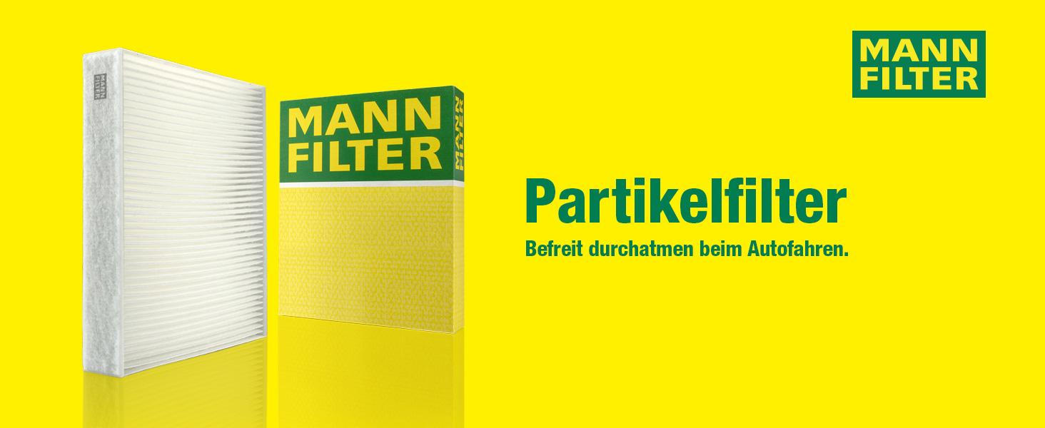 Innenraumluft CU3054 für OPEL MANN-FILTER Filter