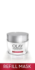 Amazon Com Face Mask By Olay Magnemasks Infusion Korean Skin Care Inspired Deep Hydration