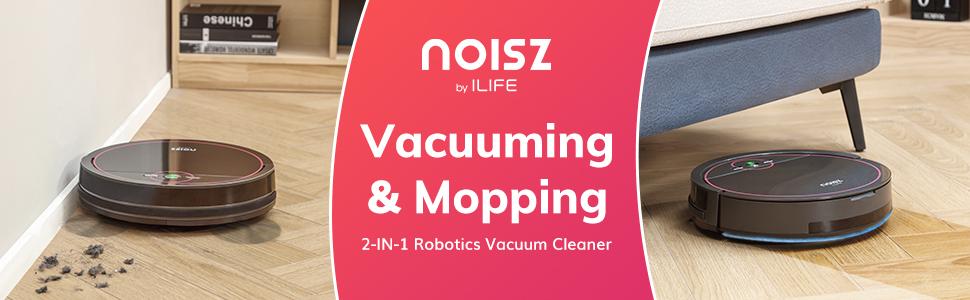Vacuuming & Mopping