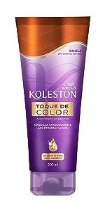 Toque de Color Acondicionador con Pigmentos Canela