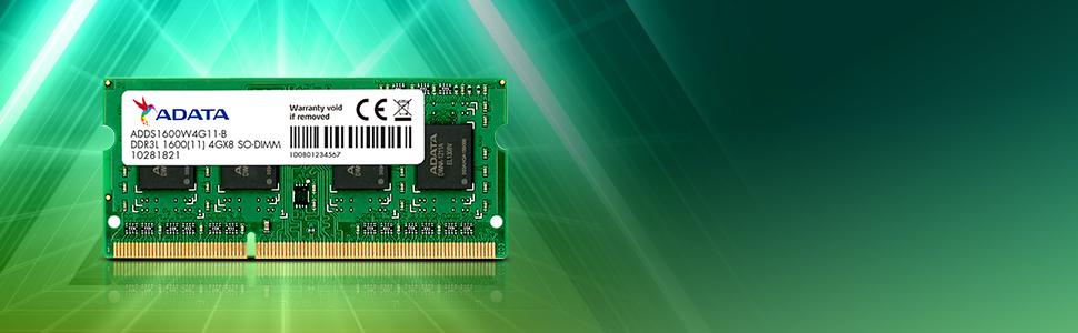 DDR3L 1600 204 Pin SO-DIMM