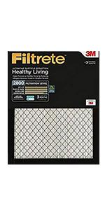 2800 MPR Filter, Allergy, Allergies, Sneeze, Cough, Cold, Flu