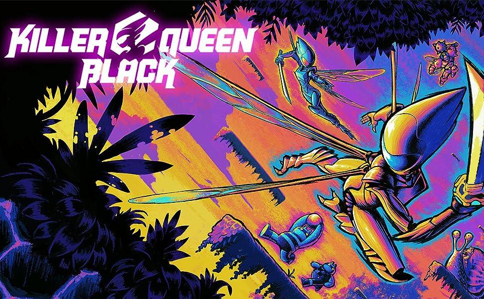 Killer Queen Black (Nintendo Switch): Amazon co uk: PC