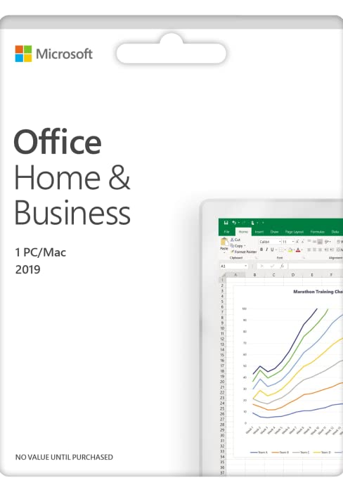 Microsoft Office Home Amp Student 2019 One Time Purchase