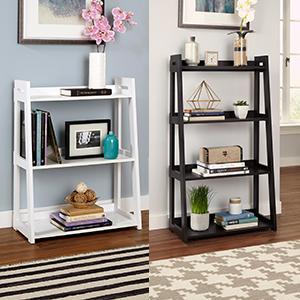 3 shelf bookcase, 4 shelf bookcase, 3 tier, 4 tier, bookshelf, 4 shelves, 3 shelves