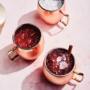 cocktail rum cognac cinnamon punch home cooking
