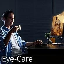 Industry-Leading Eye-Care Technology (BenQ EW3270U)