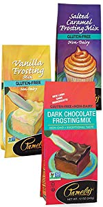 Frosting Mixes