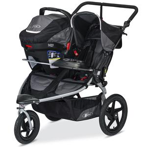 Revolution Flex Duallie Travel System