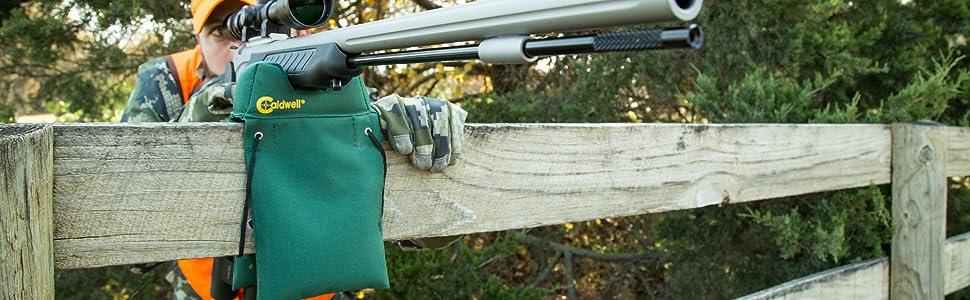 NEW Allen Company 18401 Filled Window Mount Gun Rest