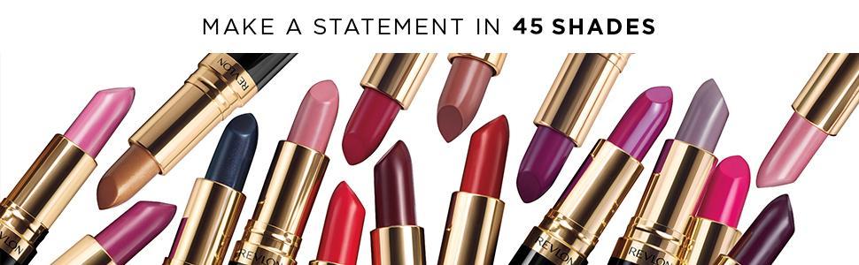 Lipstick, Revlon lipstick, Revlon, Super Lustrous, Revlon Super Lustrous, Super Lustrous lipstick