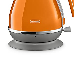 kettle orange