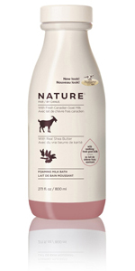 Nature by Canus, Fresh Canadian Goat Milk Pure Vegetal Base Soap,Original Recipe · Nature by Canus, Fresh Canadian Goat Milk Silky Body Wash, ...