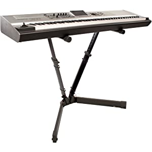 Keyboard Stand with 88-note controller keyboard