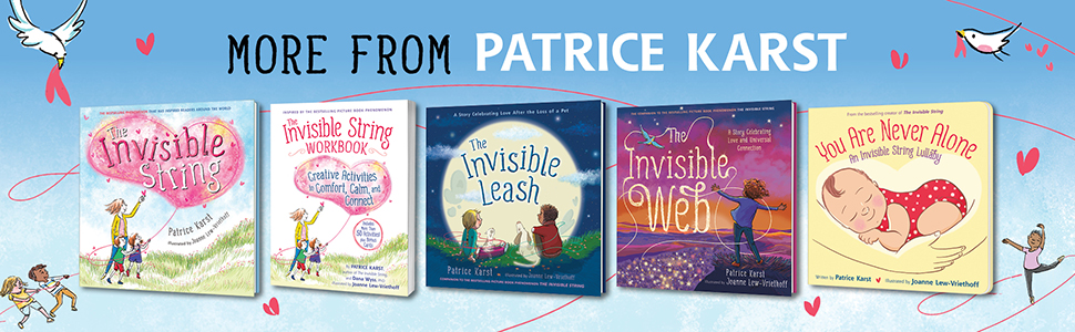 invisible string, invisible workbook, invisible web, you are never alone, death dying, connection