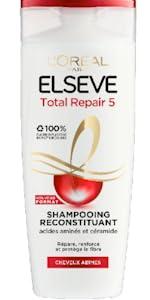 Shampoo ricostituente Total Repair 5 Elseve L'Oréal Paris