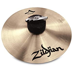 Zildjian, A Series, A Family, 10, splash, cymbal, percussion, value, professional