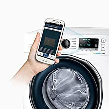 samsung ww80j6400cw eg waschmaschine a frontlader. Black Bedroom Furniture Sets. Home Design Ideas