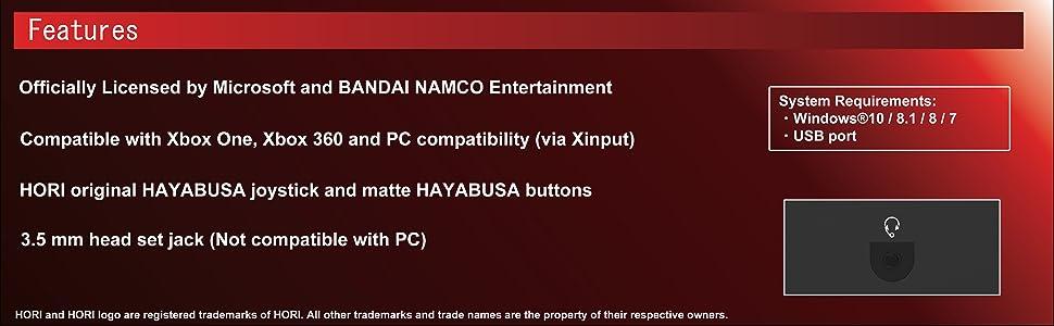 Amazon com: HORI Real Arcade Pro (Soul Calibur VI Edition