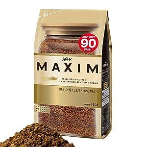 マキシム インスタントコーヒー バリスタ対応 ゴールドクラウン