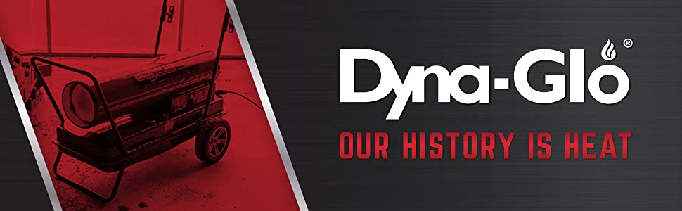 Dyna-Glo: Our history is heat