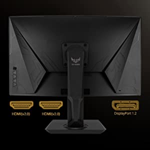 TUF Gaming VG32VQ Curved HDR Gaming Monitor – 32 inch WQHD (2560x1440), 144Hz, Extreme Low Motion Bl