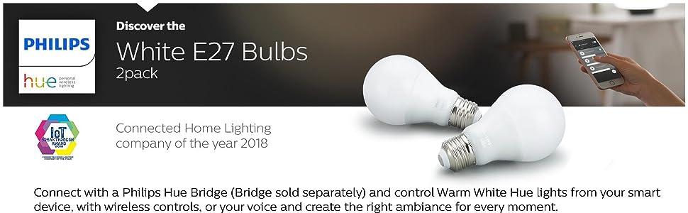 philips hue, white light bulb, smart home, phillips hue, smart bulb, hue lights, led light bulbs,