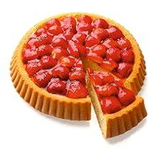 tarta rizada frutas quiche