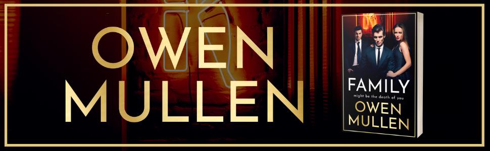 Owen Mullen Family Banner
