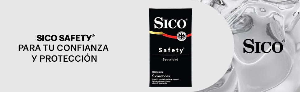 condon masculino, condon sico,condones sico, condones lubricados, preservativos sico, anticonceptivo