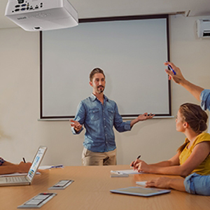 power saving meeting projector