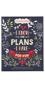 I Know The Plans I Have For You Coloring Book