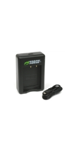 Wasabi Power Dual USB Charger for Sony NP-BX1