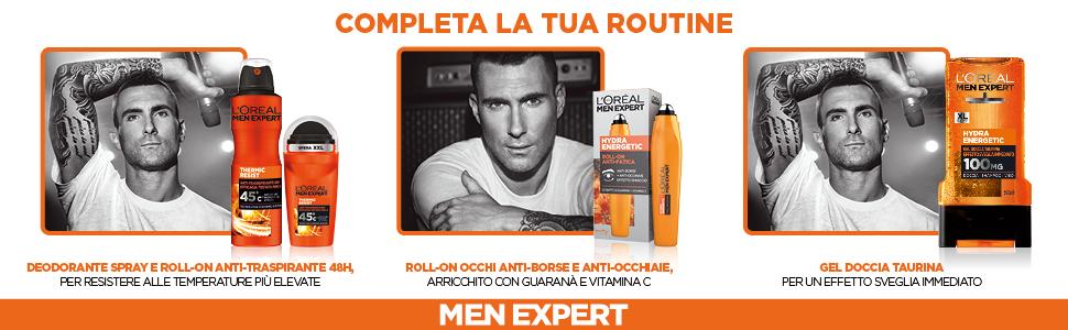 Men expert, l'oreal, l'oreal paris, crema uomo, bellezza, crema antirughe, prodotti uomo