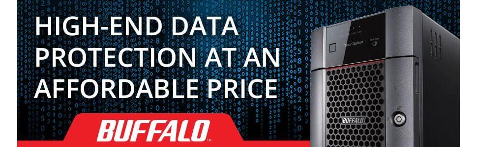 buffalo, buffalo tech, data storage, data backup, smb storage, terastation, terastation 3010, ts3010