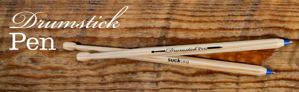 Suck UK Drumstick Pens
