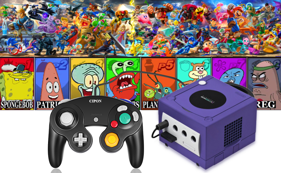 CIPON Gamecube Controller