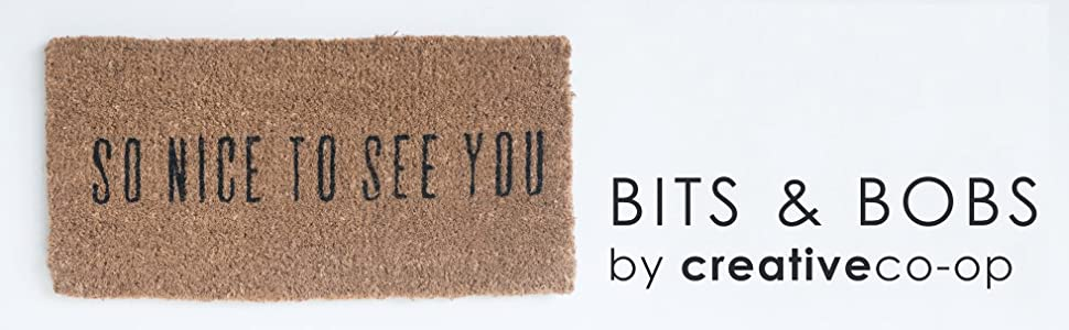 Bits and bobs collection by creative co op