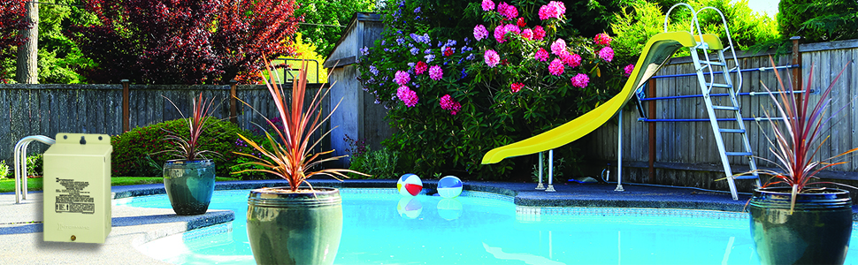 intermatic, pool transformer, safety transformer, pool, pool and spa, intermatic safety transformer