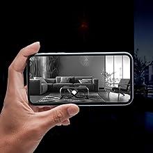 yi home camera 1080p wlan wifi überwachungskamera innen haustier hunde ip sicherheitskamera baby