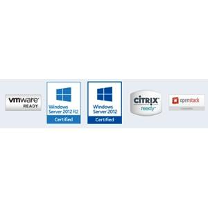 Soluciones de virtualización de almacenamiento totalmente certificadas