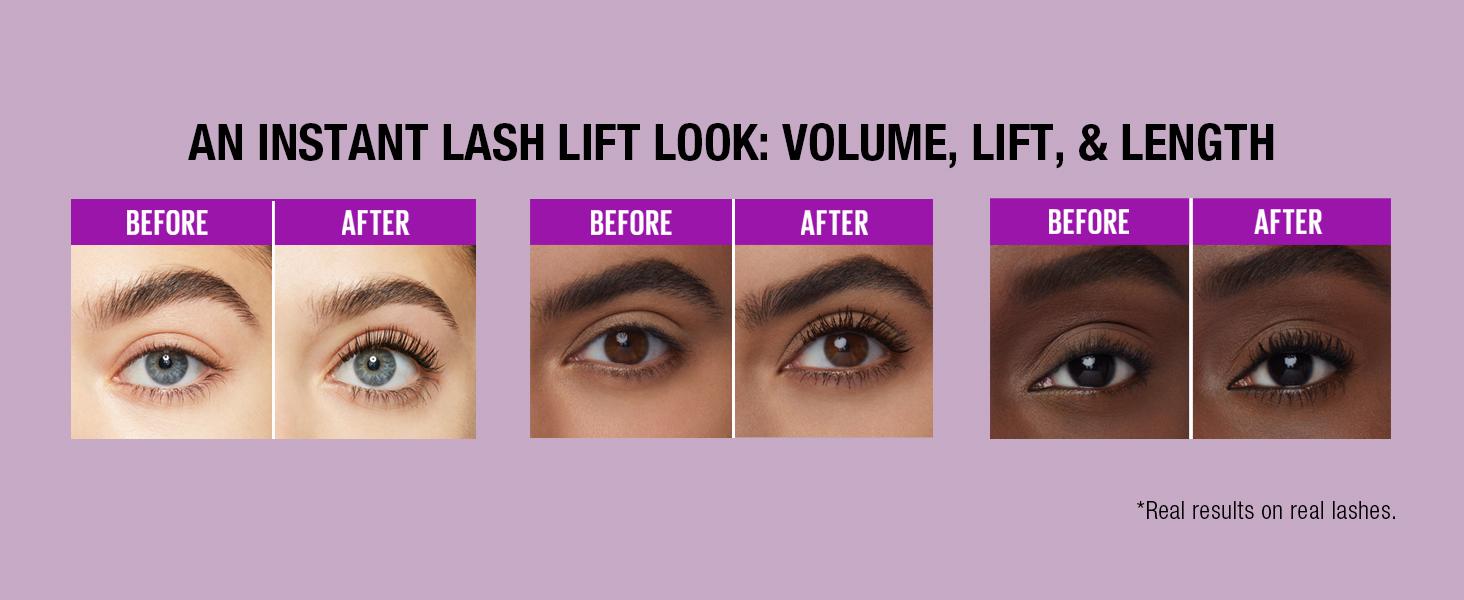 bold, mascara, lifted lashes, eyelash, lashes, eyes, makeup, cosmetics, make up, long lasting