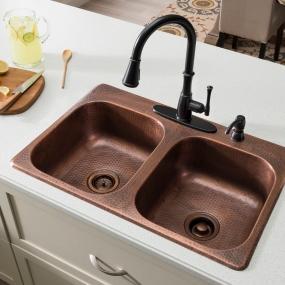 Ordinaire Copper, Kitchen, Sink, Sinkology