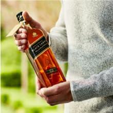Johnnie Walker Black Label Whisky Escocés, 700 ml