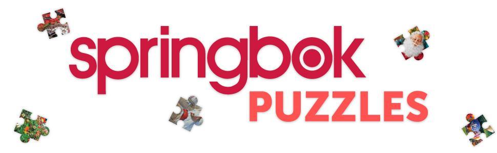 Springbok Twist of Color 500 Piece Jigsaw Puzzle
