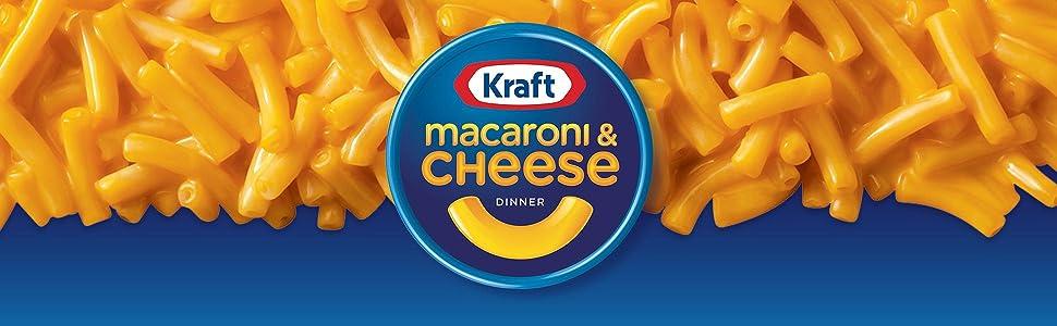 Amazon Kraft Macaroni Cheese Dinner Spirals 55 Ounce
