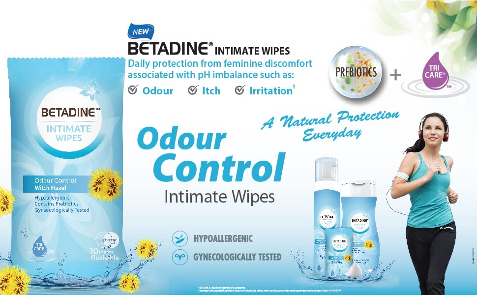 Betadine (R) Intimate Wash