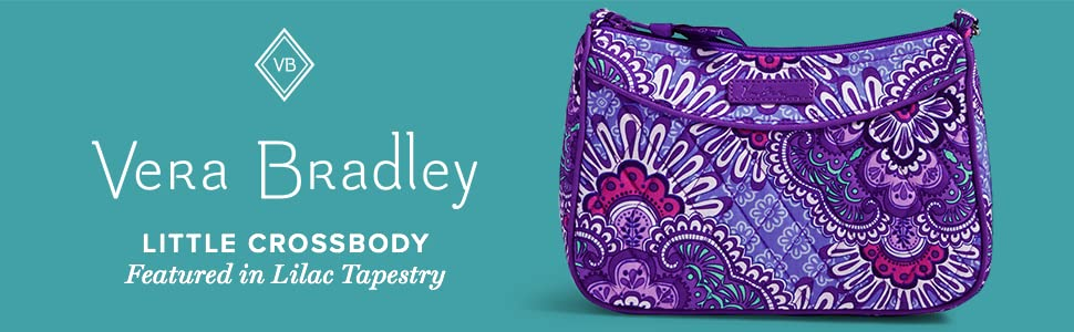 Vera Bradley Little Crossbody 7527662122dcb